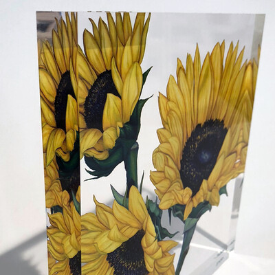 Custom Acrylic Block Prints