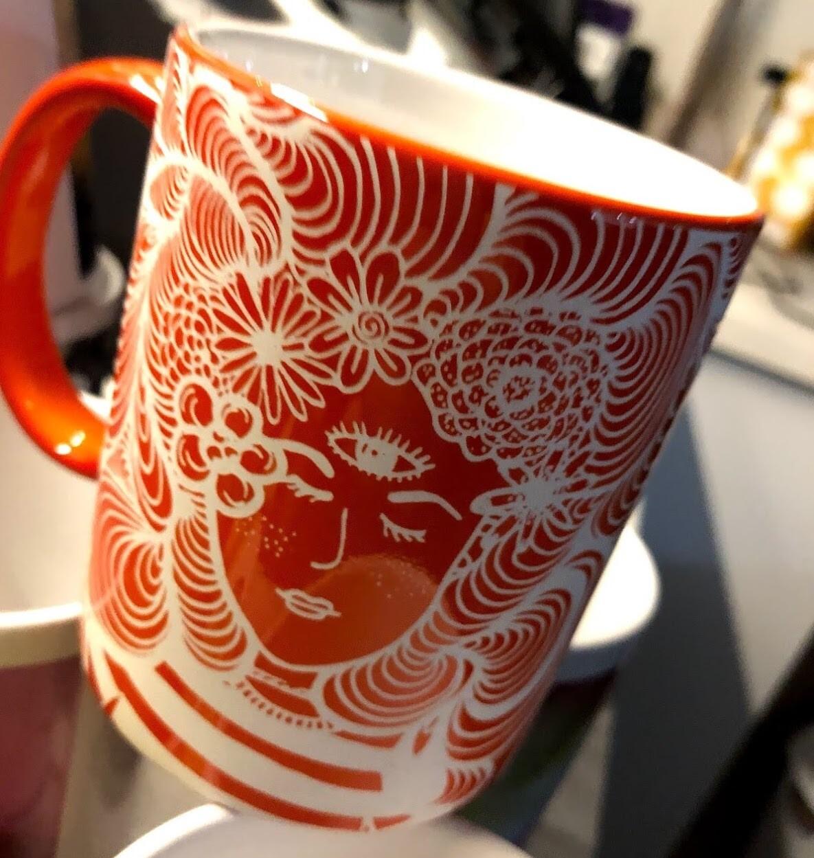 Laser Engraved Mugs