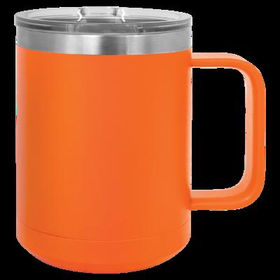 15oz Coffee Mugs (Assorted Colors)