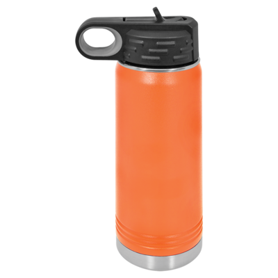 20oz. Water Bottles (Assorted Colors)