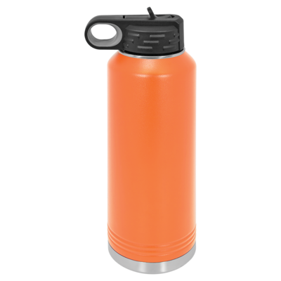 40oz Water Bottles (Assorted Colors)