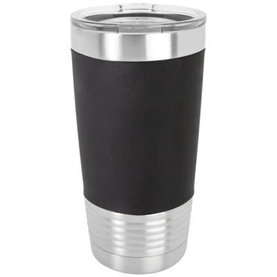 20oz Tumblers with Silicone Grip (Assorted Colors)