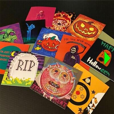 CREEP CREW CARDS
