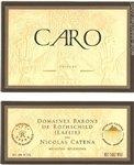 Bodegas Caro 'Caro', Mendoza 2016 (750 ml)