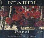 "Icardi Barolo ""Parej"" 2007 (750 ml)"