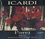 "Icardi Barolo ""Parej"" 2007 (750 ml)"