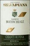 Fattoria Selvapiana Bucerchiale Riserva, Chianti Rufina 2016 (750 ml)