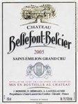 Chateau Bellefont-Belcier, Saint-Emilion Grand Cru 2016 (750 ml)