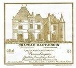 Chateau Haut-Brion, Pessac Leognan 2016 (750 ml)