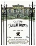 Chateau Leoville Barton, Saint-Julien 2015 (750 ml)