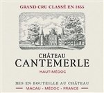 Chateau Cantemerle, Haut-Medoc 2016 (750 ml)
