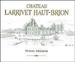 Chateau Larrivet Haut-Brion, Pessac-Leognan 2016 (750 ml)