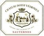 Chateau Doisy-Vedrines, Sauternes 2016 (750 ml)