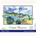 Belle Pente Estate Reserve Pinot Noir, Yamhill-Carlton District 2014 (750 ml)