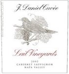 Lail Vineyards J. Daniel Cuvee Cabernet Sauvignon, Napa Valley 2018 (750 ml)