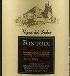 Fontodi Vigna del Sorbo, Chianti Classico Riserva 2012 (3 Liter)