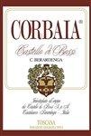 Castello di Bossi Corbaia 2013 (750 ml)