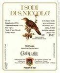 Castellare di Castellina 'I Sodi di San Niccolo' Toscana 2014 (3 Liter)