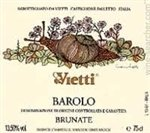 Vietti Castiglione, Barolo 2014 (5 Liter)