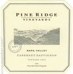 Pine Ridge Vineyards Napa Valley Cabernet Sauvignon 2016 (750 ml)