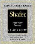 Shafer Vineyards Red Shoulder Ranch Chardonnay 2018 (750 ml)