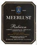 Meerlust Rubicon, Stellenbosch 2017 (750 ml)