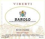 Giovanni Viberti Barolo Buon Padre 2015 (750 ml)