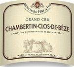 Joseph Drouhin Chambertin Clos-de-Beze Grand Cru 2015 (750 ml)