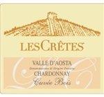 Les Cretes Valle d'Aosta Cuvee Bois Chardonnay, Aosta Valley 2018 (750 ml)