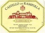Castello dei Rampolla Sammarco Toscana 2012 (750 ml)
