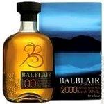 Balblair Vintage Release Single Malt Scotch Whisky, Highlands 1983  (750 ml)