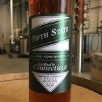 Asylum Distillery Fifth State Aged Corn Whiskey (750 ml)