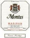 Chateau Montus Madiran 2016 (750 ml)