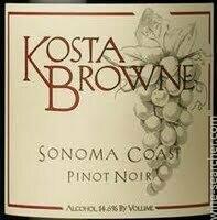 Kosta Browne Sonoma Coast Pinot Noir 2019 (750 ml)