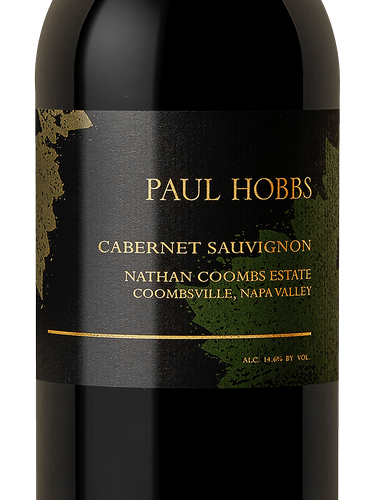 Paul Hobbs Nathan Coombs Estate Cabernet Sauvignon, Coombsville 2015 (750 ml)