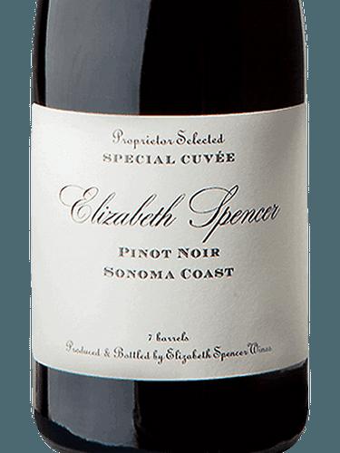 Elizabeth Spencer Special Cuvee Pinot Noir, Sonoma Coast 2018 (750 ml)