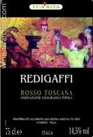 Tua Rita Redigaffi Toscana IGT, Tuscany 2017 (750 ml)