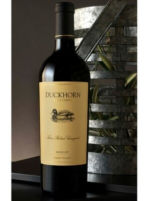Duckhorn Vineyards Three Palms Vineyard Merlot, Napa Valley 2017 (1.5 Liter)