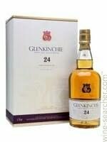 Glenkinchie 24 Year Old Single Malt Scotch Whisky, Lowlands (750 ml)