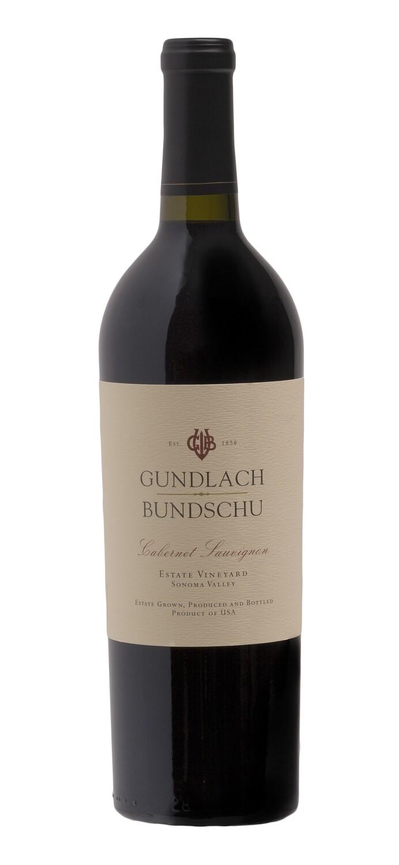 Gundlach-Bundschu Estate Vineyard Cabernet Sauvignon, Sonoma Valley 2015 (750 ml)