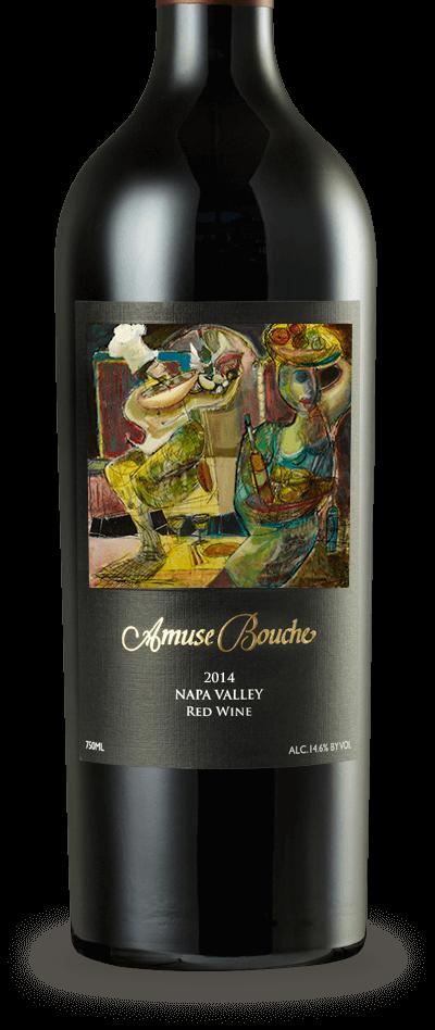 Amuse Bouche Proprietary Red, Napa Valley 2015 (750 ml)