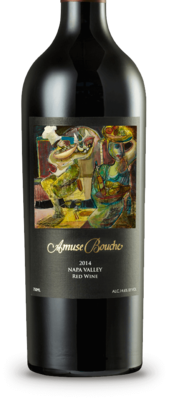 Amuse Bouche Proprietary Red, Napa Valley 2014 (750 ml)