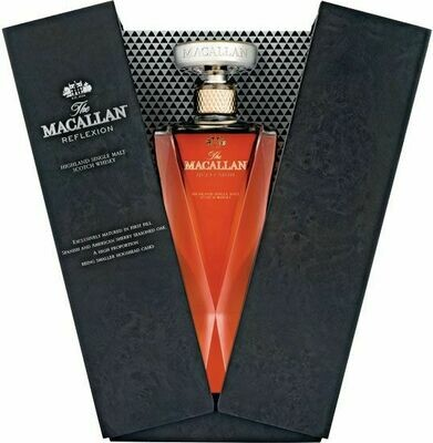 The Macallan Decanter Series Reflexion Single Malt Scotch Whisky, Speyside - Highlands (750 ml)