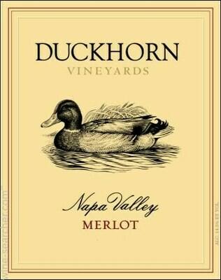 Duckhorn Merlot Napa Valley 2016 (1.5 Liter)