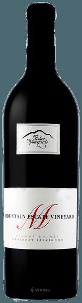 Fisher Vineyard Cabernet Sauvignon Mountain Estate 2014 (750 ml)
