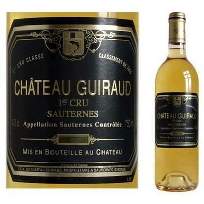 Chateau Guiraud, Sauternes 2009 (750 ml)