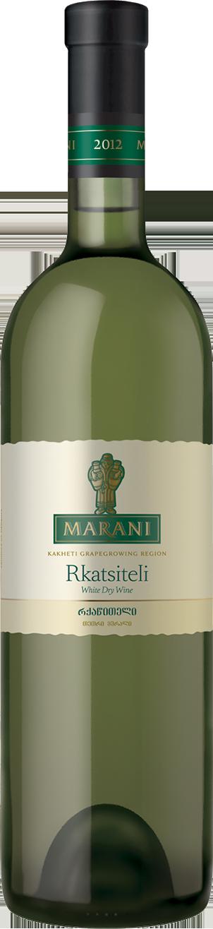 Telavi Wine Cellar Marani Rkatseteli, Kakheti 2018 (750 ml)
