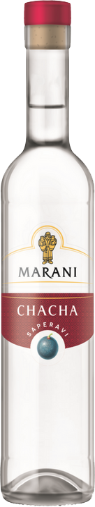 Telavi Wine Cellar Marani 'Chacha' Saperavi, Kakheti (750 ml)