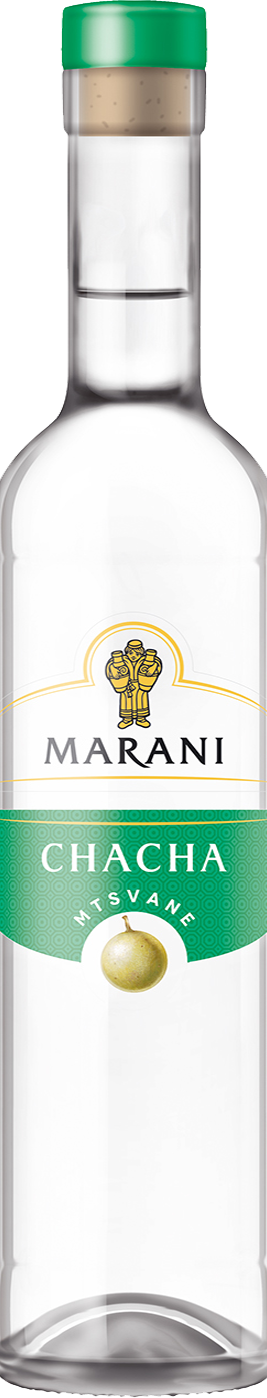Telavi Wine Cellar Marani 'Chacha' Mtsvane, Kakheti, Georgian Republic (750 ml)