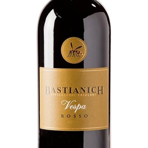 Bastianich Vespa Rosso 2014 (750 ml)